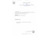 Réunion commission de contrôle des listes électorales le 27 mai 2021